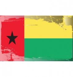benin national flag vector image