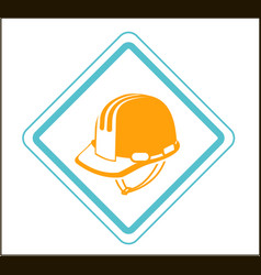 concept safety and health vector image