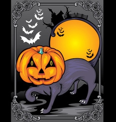Halloween night2 vector