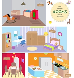 Rooms1 vector