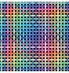 Crossed-pattern vector