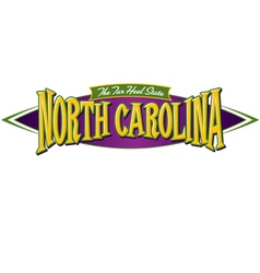North carolina the tar heel state vector