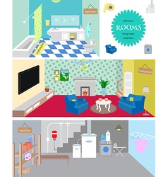 Rooms2 vector