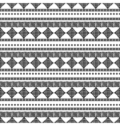 Celtic knot seamless pattern vector