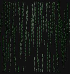 Streaming binary code vector