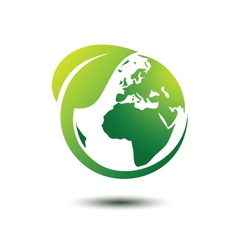 Green earth 3 vector