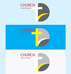 Christian logo vector