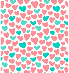 Wedding valentin day seamless pattern vector