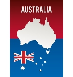 australia related image vector image