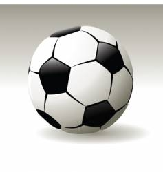 just ball vector image