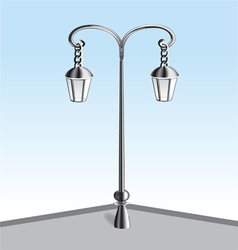 Streetlight vector