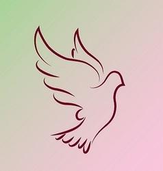 Dove vector