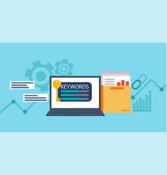 Keywords tool word matching program vector