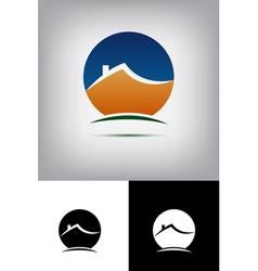 House logos vector image vector image