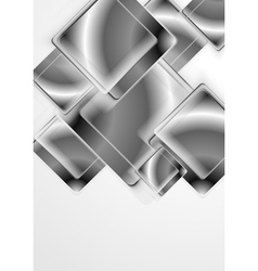 Abstract geometrical design vector image vector image
