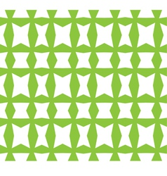 Seamless background green grid vector