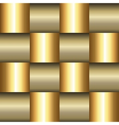 golden backgrounds vector image vector image