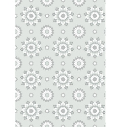 Light shades of gray background vector image vector image