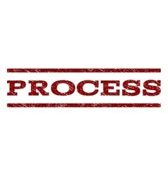 Process watermark stamp vector
