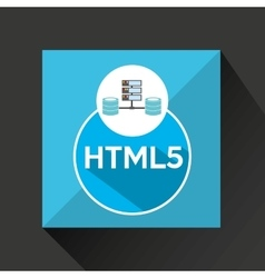 Html5 language data base storage vector