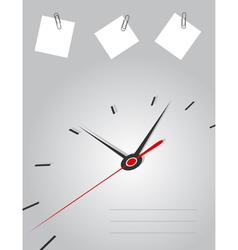 Hours2 vector image vector image