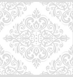 Classic seamless pattern vector