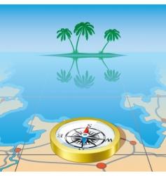 go tropics vector image vector image