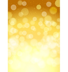 Abstract golden vertical background vector