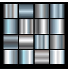 Silver backgrounds vector