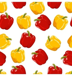 Ripe pepper vector