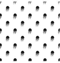 Jellyfish pattern vector