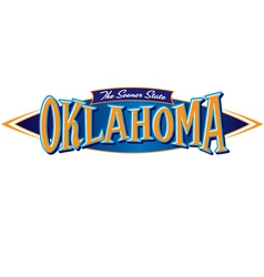 Oklahoma the sooner state vector