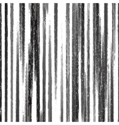 Background of gray black grunge stripes vector image
