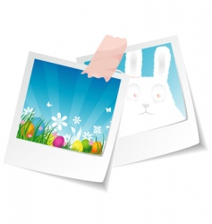 Photo easter vector