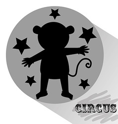 Circus entertainment vector