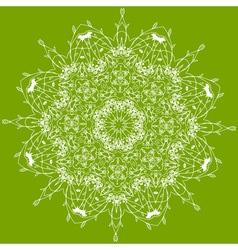 Arabesque ornament for your design vector