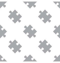 New Puzzle seamless pattern vector image vector image
