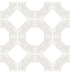 Tangled pattern based on traditional arabic vector