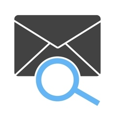 Find Mail vector image