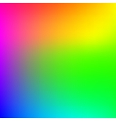 Bright rainbow mesh background vector