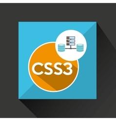 Css3 language data base storage vector
