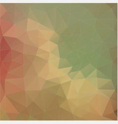 Vintage color square geometric triangle wallpaper vector