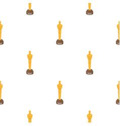 academy award icon in cartoon style isolated on vector image