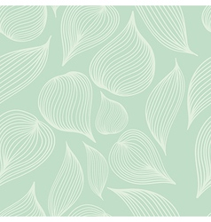 Seamless retro colored doodle background vector image