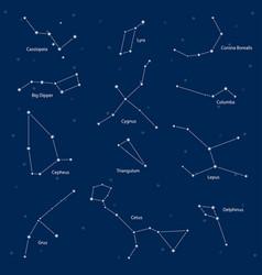Constellations vector
