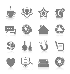 Icon for web9 vector image