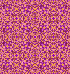 Oriental style islam seamless pattern holiday of vector