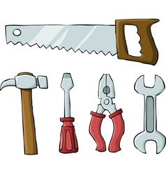 Tools symbol vector
