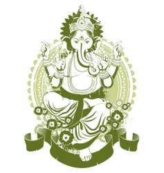 Ganesh vector