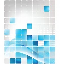 Modern poster vector